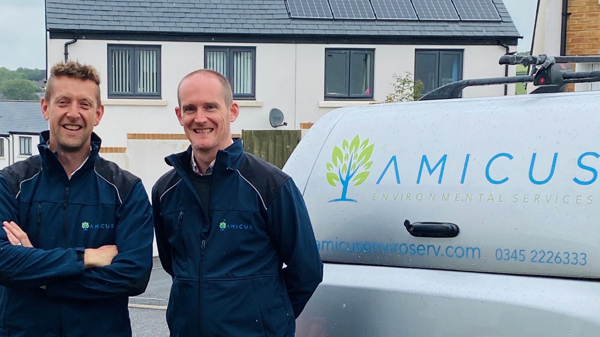 Senior leaders of Amicus Environmental Services