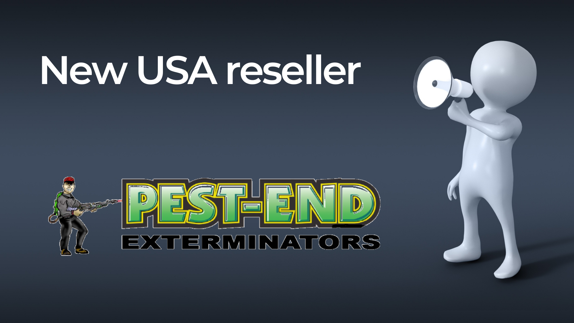 Pest-End are the new USA reseller for Spotta Smart Pest Systems